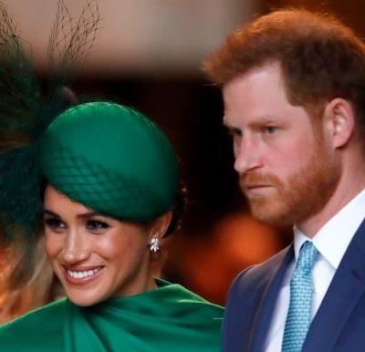 """Here's How Meghan Markle Reportedly """"Embarrassed"""" Prince Harry At Princess Eugenie's Wedding"""