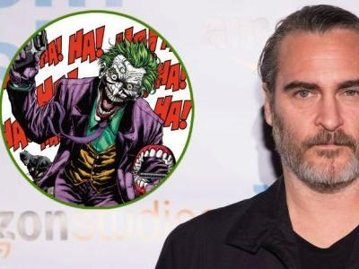 Joaquin Phoenix Joker Origin Movie Officially Announced