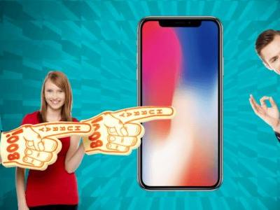 Apple says all new iOS apps must accommodate the iPhone X's notch