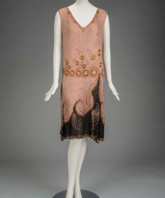 Evening Dressc.1925Museum of Fine Arts, Boston
