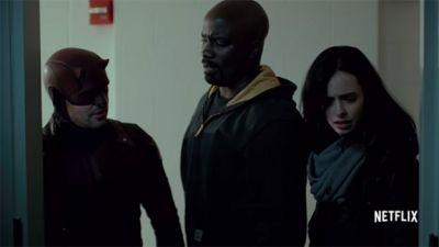 SDCC Announcement: Defenders Gets a New Trailer, Plus Punisher and Iron Fist News