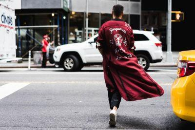 New York Fashion Week Attendees Embraced Old and New Street Style Trends for Day 1