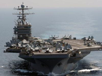 Here's why the US suddenly decided to send an aircraft carrier and bombers to check Iran