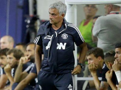 Mourinho: Loss to Barcelona good for Man United