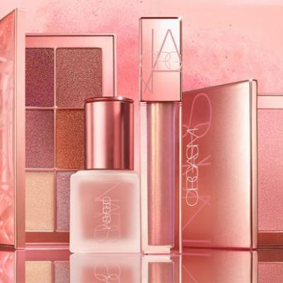 NARS Orgasm Collection for Summer 2019