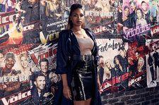 Jennifer Hudson Delivers Rousing Girl Power Performance of 'I'll Fight' on 'The Voice': Watch