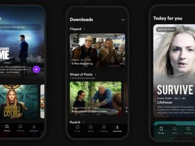 Quibi quick-bite video streaming app arrives with pre-registration