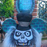 Only the Biggest Haunted Mansion Fans Can Handle Disney's New Hatbox Ghost Ears