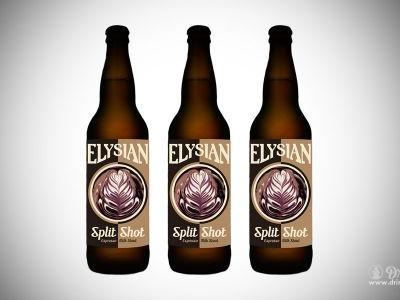 Elysian's Split Shot Stout Is Fit for the Gods
