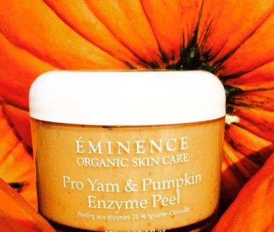 Is pumpkin the hottest skincare ingredient right now? Sure looks like it