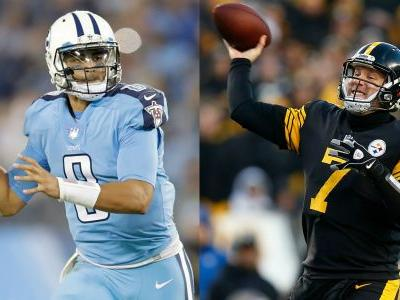 Titans vs. Steelers: How to watch, live stream 'Thursday Night Football'