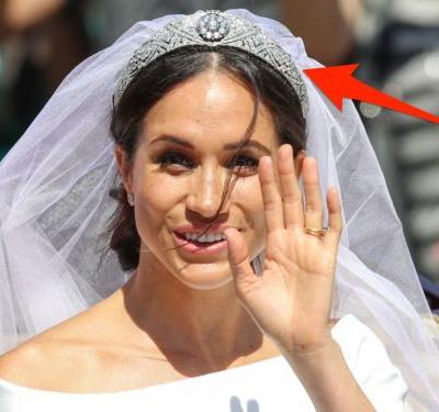 5 gorgeous royal heirlooms Meghan Markle has worn as the Duchess of Sussex