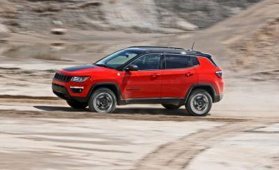 2017 Jeep Compass Trailhawk Tested: Better but Short of Greatness
