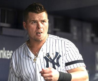 Yankees' Luke Voit will be coming off the IL