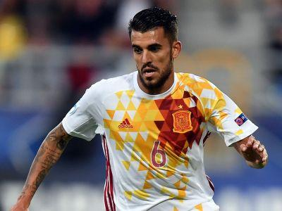 Barcelona and Real Madrid step up chase for Ceballos