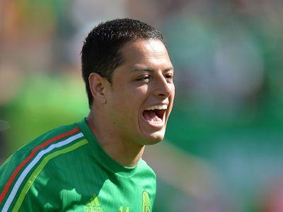 Chicharito agrees to join West Ham from Leverkusen
