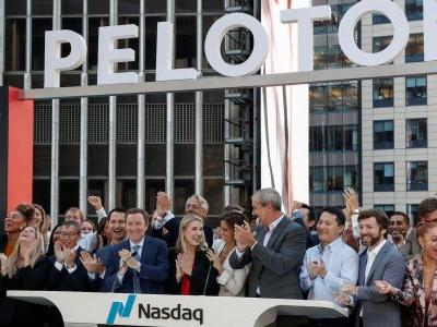 Traders betting against Peloton made $80 million amid the company's holiday-ad controversy