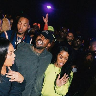 Kanye West has been criticised over Teyana Taylor's delayed K.T.S.E. drop