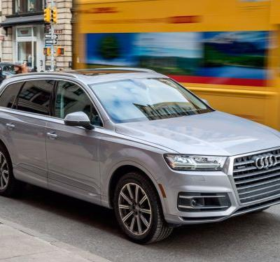 We drove a $65,000 Audi Q7 and a $60,000 Volvo XC90 to see which is a better luxury SUV - here's the verdict