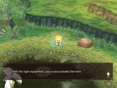 How To Fish In Chocobo's Mystery Dungeon: Every Buddy