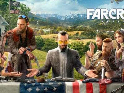Far Cry 5 Gun For Hire Compilation Released