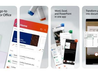 Unified Microsoft Office for iOS app exits beta with Word, Excel, PowerPoint