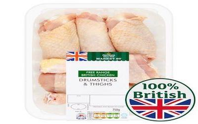 British retailers to self-report chicken Campylobacter results