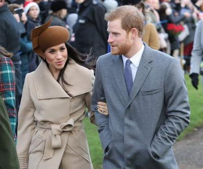 Apparently, Prince Harry Was Mistaken For an Employee Whilst Buying His Christmas Tree
