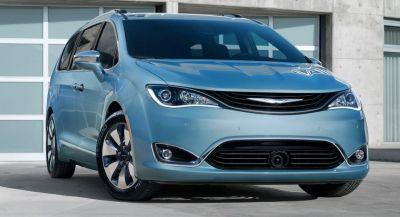 Is Chrysler Bringing An All-Electric Pacifica To The 2017 CES?
