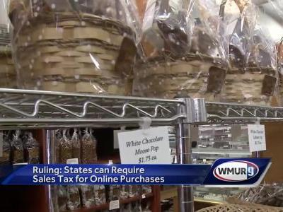 Granite State business owners worry about impact of Supreme Court sales tax decision