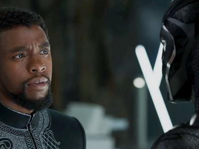 'Black Panther' is already breaking records at the box office - and had the second-best Thursday preview of any Marvel movie