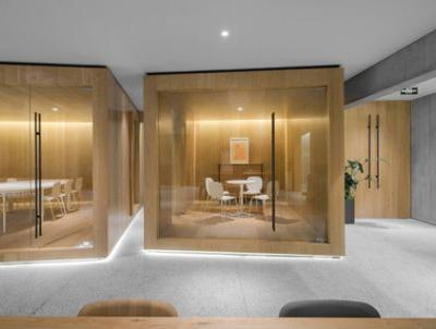 Ribo Fashion Group Zhimei Research and Development Center / A3 VISION