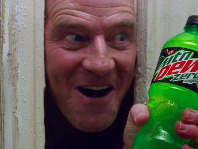 MTN DEW's 2020 Super Bowl Commercial Is A Treat For Fans Of 'The Shining'