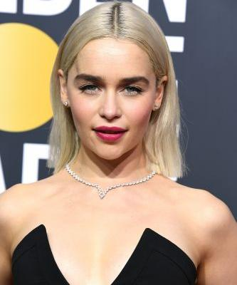 Don't Call Her Khaleesi! Emilia Clarke's Icy Strands Are All Her Own