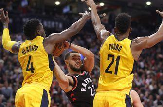 Pacers-Raptors is a matchup of two of East's hottest teams