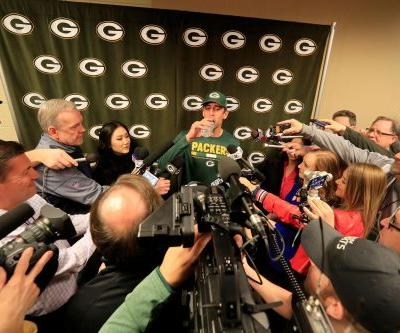 Aaron Rodgers on Packers' moves: 'You've got to trust the process'