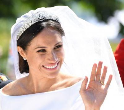 "Meghan Markle's Father Shared His Reaction to the Royal Wedding: ""My Baby Looks Beautiful"""