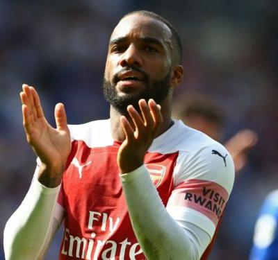 Arsenal star Lacazette missing Ligue 1 as he accuses Premier League of having 'more spectators than supporters'