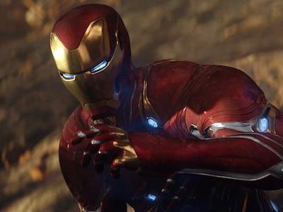 Robert Downey Jr. Shares Awesome Footage Of Infinity War Being Filmed