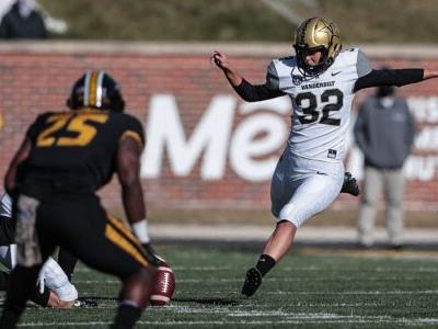 WATCH: The Moment Sarah Fuller Becomes First Woman to Play in Major-Conference Football Game
