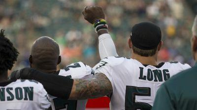 Chris Long supportive of Malcolm Jenkins' national anthem protest