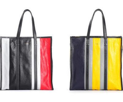 These Balenciaga Leather Tote Bags Are Now Available for Purchase