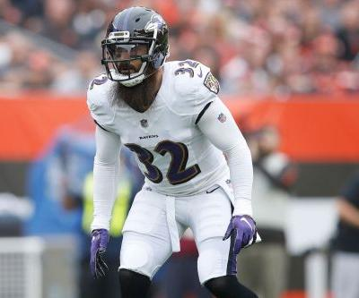 Rams pounce on free agent safety Eric Weddle with two-year deal