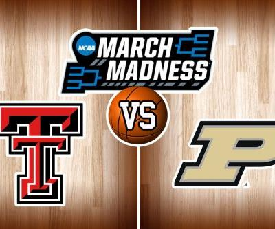 Texas Tech vs. Purdue Live Stream: How To Watch March Madness Sweet Sixteen For Free Online