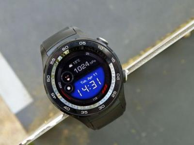 Huawei Watch GT specs leak is everything we expected from the Watch 3