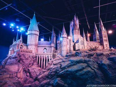 London Travel Guide Day 4 - Warner Bros. Studio: The Making of Harry Potter