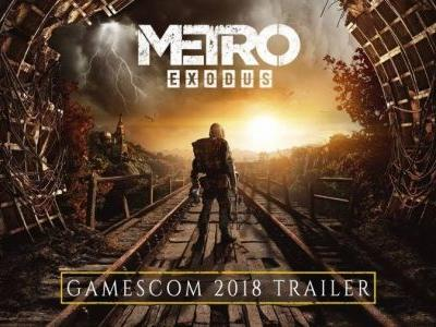 Metro Exodus Gets gamescom Trailer