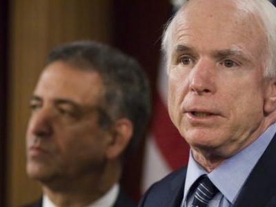 McCain Made Campaign Finance Reform A Years-Long Mission