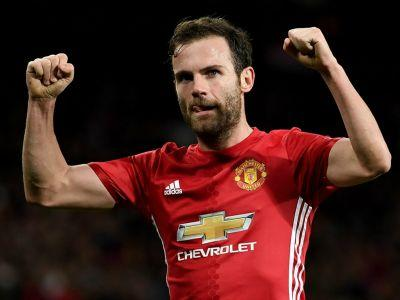 Europa League final team news: Mata starts for Man Utd, Martial & Rooney benched