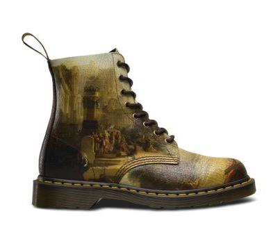 Dr. Martens & Tate Britain JMW Turner Collection Releases for Spring/Summer 2018